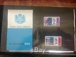 1964 Forth Road Bridge Presentation Pack & FDC