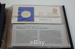 1971 Postmasters of America Medallic First Day Covers