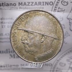20 Lire 1928 Elmetto NC (Regno Italia VE III) FDC LOT1758