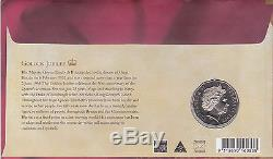 2002 Queen Elizabeth II Golden Jubilee Of Accession To The Throne FDC/PNC