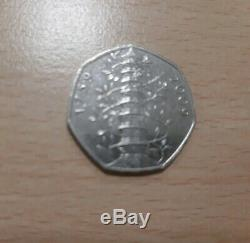 2009 Genuine KewGardens 50p Condition Lightly Circualted & 1990 FDC Stamps