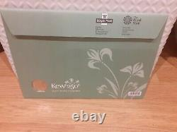 2009 KEW GARDENS 50p COIN BRILLIANT UNCIRCULATED AND FDC FROM THE ROYAL MINT