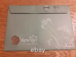 2009 Kew Gardens Brilliant Uncirculated Fdc Coin. From The Royal Mint