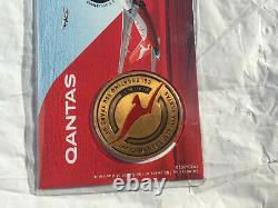 2020 Qantas 100 years Spirit in the sky Medallion PNC fdc SOLD OUT aviation fly