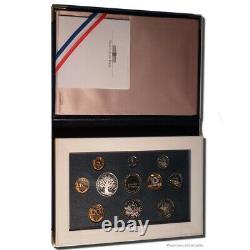 #23942 Monnaie, France, Proof Set Franc, 1991, Paris, FDC, Gadourypage 289