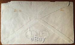 #295 First Day Cover, St. Paul MN Great Northern Railway Line cc May 1, 1901