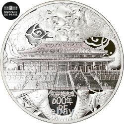 #475172 France, 10 Euro, Cité Interdite, 2020, FDC, Argent