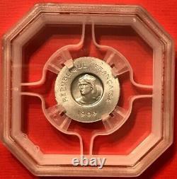 #5136 10 centimes 1909 Rude Essai SP64GEM35.5 SP64 SPL/FDC GENI FACTURE