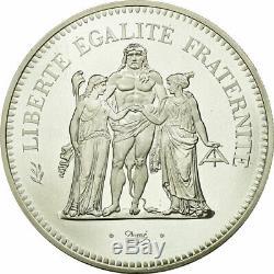 #654555 Monnaie, France, 50 Francs, 1974, FDC, Argent, Gadoury223. P1, KMP509