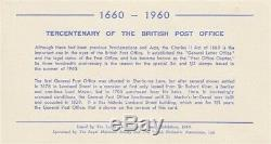 7 July 1960 General Letter Office First Day Eastbourne Slogan Cancel Unaddressed