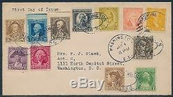 #704-15 On First Day Cover - Vf - Bt903