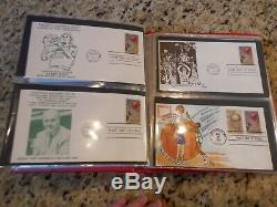 76 Mostly Diff 1991.29 BASKETBALL First Day Covers Scott# 2560 incl Handpainted
