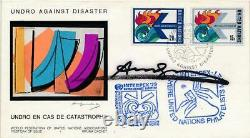 Andy Warhol- Signed First Day Cover