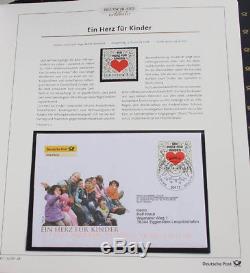 Bundesrepublik Deutschland exclusiv 2003/08 aus dem Postabo komplett + FDC