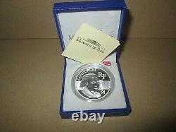 CONDORCET 1998, 100 francs argent 900 BE Proof france + certificat