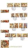 CYPRUS Stamps FDC First Day Covers 1967-1999 FULL SET