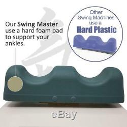 Chi Swing Machine Passive Aerobic Exerciser Circulation Master Deluxe Model