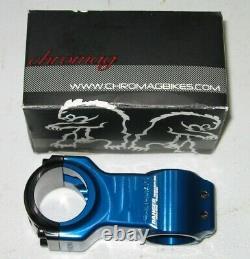 Chromag Ranger 70mm reach stem MTB Stem Blue BMX stem 1 1/8 31.8
