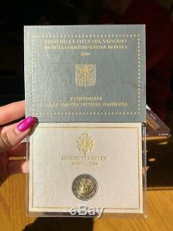 Citta' Del Vaticano Moneta Commemorativa 2 Euro 2006 Fdc Guardia Svizzera