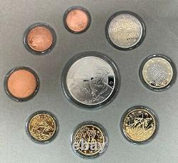 Coffret France Be 2011 Avec La 15 Euros En Argent