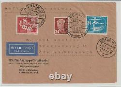 DDR Pieck (I) 24 Pfennig auf FDC Befund Mayer
