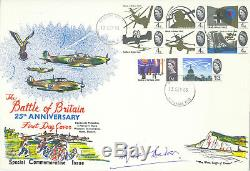 Douglas Bader signed 1965 Battle of Britain FDC