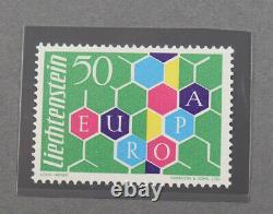 Europa Union CEPT 1956 bis 2001 Spezial-Sammlung, Kleinbogen, FDC usw. 26 Al