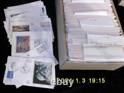 FDC enveloppes premier jour et carte soie france 385 First Day Cover
