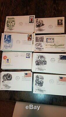 Fantastic Lot United States 426 First Day Covers 60s and 70s