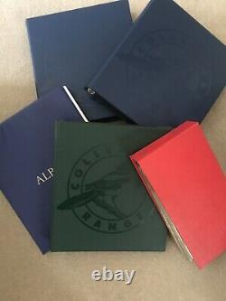 First Day Covers Job Lot Approx 330 In 5 Albums 1968-2006