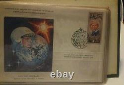 First Day Covers Sputnik Ussrcommemorating 20th Anniversary Of The Space Age
