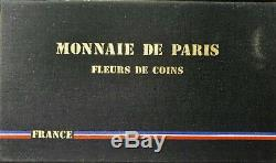 France Coffret Fdc 1988 13 Pièces Boite Et Sur Boite