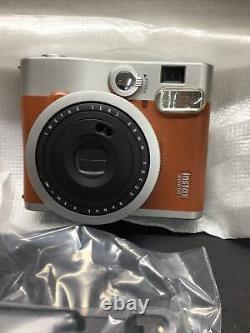 Fujifilm INSTAX Mini 90 Neo Classic Instant Camera (Brown)