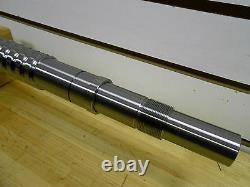 HIWIN PRECISION GROUND BALLSCREW, 16mm LEAD, 45mm THREAD DIA NEW