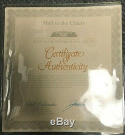 Hail To The Chiefs 42 Commemorative Medals Presidents Medalist First Day Covers