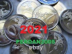 ITALIA 2021 TRITTICO 3 x 5 EURO NUTELLA ARGENTO FDC ECCELLENZE ITALIANE ITALY AG
