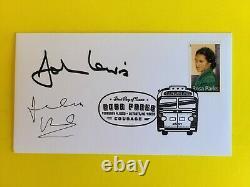 John Lewis & Julian Bond Civil Rights Leadesr Signed, Autographed Rosa Parks FDC