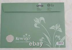 Kew gardens 50p First Day Cover