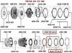 Lamellensatz Satz K2 Automatikgetriebe AG4 01M 01N 01P 099 VW Audi Seat Skoda