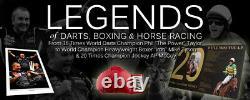 Liverpool FDC Signed Bill Shankly Bob Paisley Emlyn Hughes Keegan Bennett COA