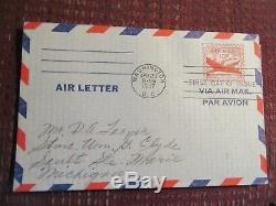 Lot of 200+ USPS First Day of Issue Envelopes Post Cards 1940s to 1970s