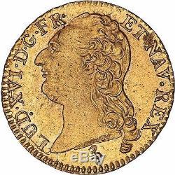 Louis d'or 1786 A Paris Qualité FDC