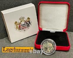Monaco 2007 2 Euro BU FDC Princesse Grace Kelly 20000 Exemplaires