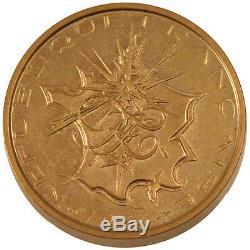 Monnaies, Vème République, 10 Francs Mathieu Piéfort #200497