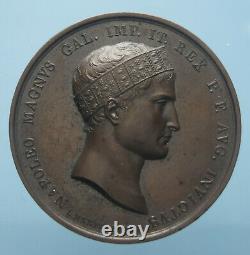 Napoleone Medaglia 1809 Fdc