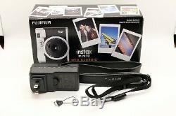 Near Mint Fuji Instax mini 90 Neo Classic Instant Film Camera + Color Film