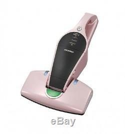 New! IRIS OHYAMA Codeless Futon Cleaner Metalic Pink Vacuum Cleaner IC-FDC EMS