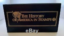 Postal Commemorative Society History of the USA in Stamps