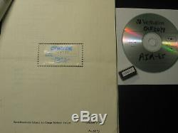 Rockwell AIM-65 C1541 FDC withEPROM & docs on CD works with SD emulator see pics