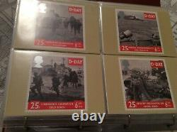 Royal Mail First Day Covers Postcards